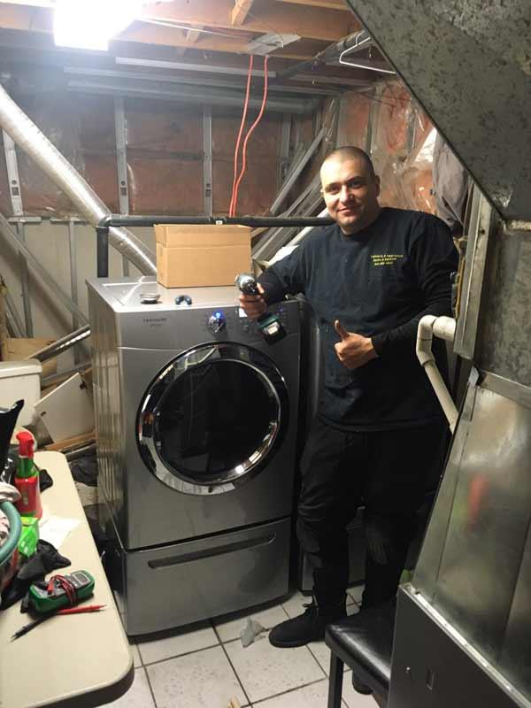 Appliance repair service in Caledon