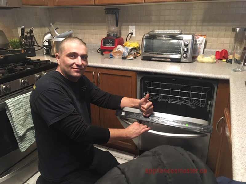 Appliance repair service in Georgetown