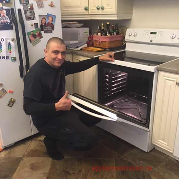 Appliance repair service in King City
