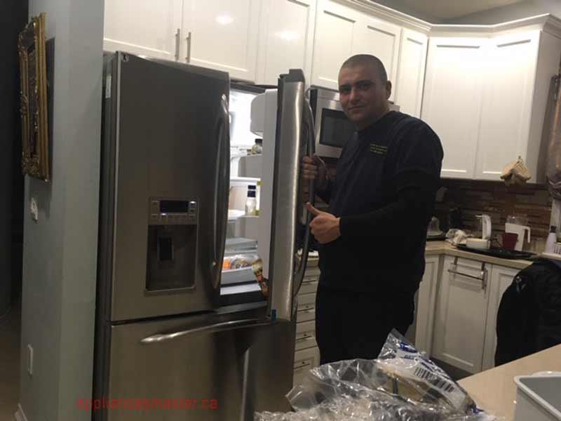 Appliance repair service in Markham