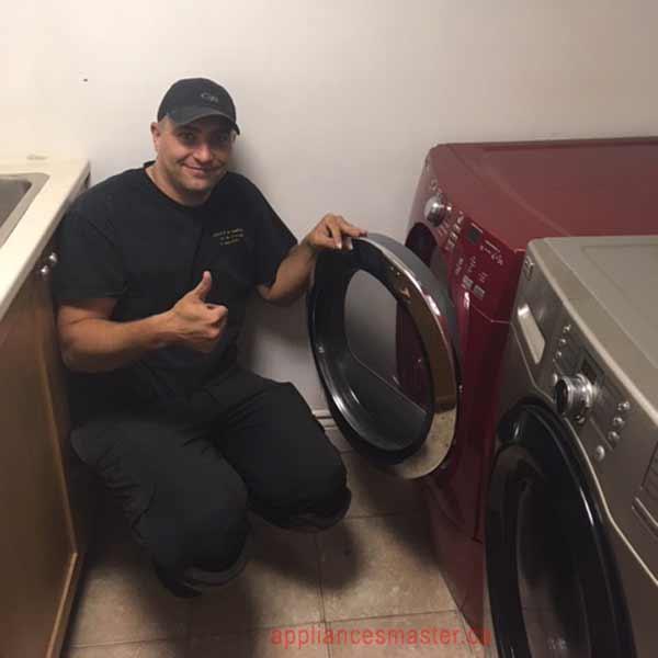 Appliance repair service in Milton