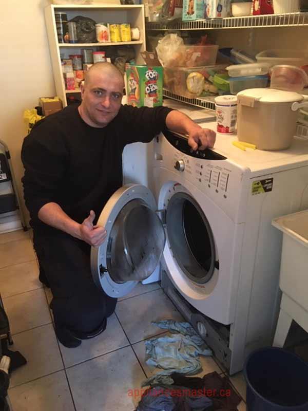 Appliance repair service in Orangeville