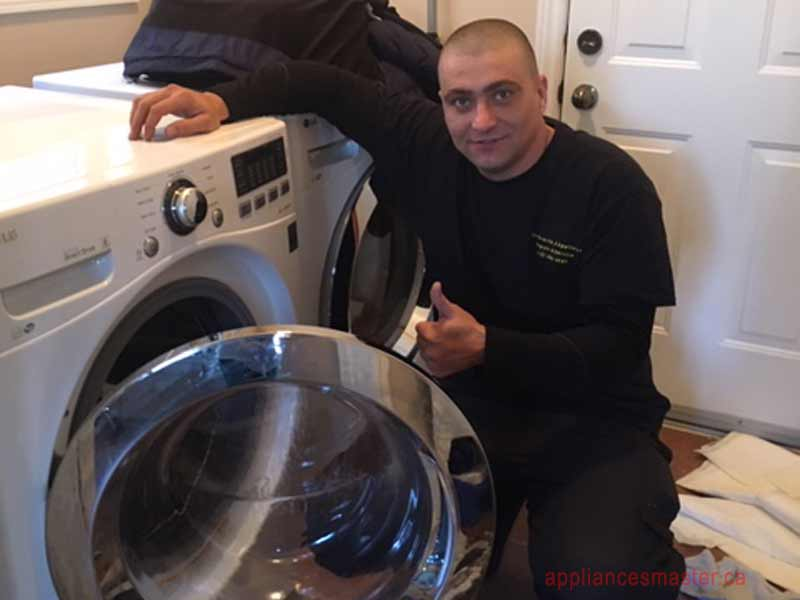 Appliance repair service in Pickering