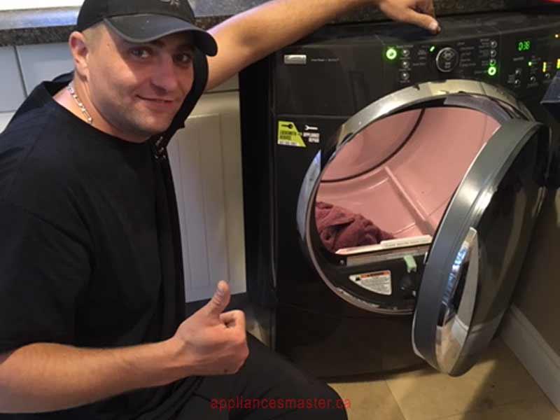 Appliance repair service in Woodstock